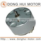 6 volt 1500 rpm dc brushed motor for dvd player air freshener