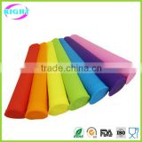 Colorful silicone ice pop maker/silicone molds for ice cream/silicone popsicle mold