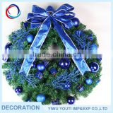 Manufacturer supply hot sale wholesale christmas decorations wreath