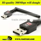 Good quality Mini 150M USB WiFi Adapter with 2dBi Antenna Bestprice