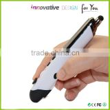 2014 Best buy Optical Wireless Pen Mouse White Wireless Magic Mouse For Apple Mac a1296 3vdc PR-08