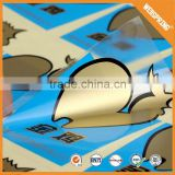 17-0162 Office supplies sticker paper custom paper roll rfid sticker self adhesive transparent sticker paper
