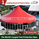 Customized round party tent for luxury outdoor events