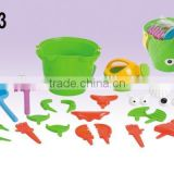 New & Hottest Plastic Sand Beach Toy Set Sand Mould,Shantou Factory For 25 Years