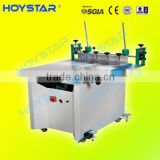 Manual mini flatbed screen printing machine with vacuum table GW-S5060