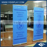 Popular aluminum display roll up pull up banner                                                                         Quality Choice