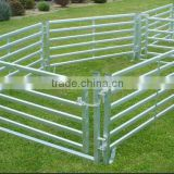 hot dip galvanized goat pen panels and gate