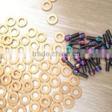 titanium screw for bicycle parts by various specifications                                                                         Quality Choice