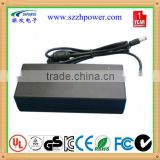 fc bare fiber adapter 12V 6A 72W with UL/CUL CE GS KC CB current and voltage etc can tailor-made for you