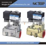 2Position 2 way solenoid valve Fluid Control valve Fluid Control valve low power Gas solenoid valves