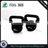 Vinyl kettle bell spare parts for fitness equipment