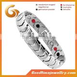 Factory offer health products high gauss magnetic bracelet
