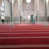 Wool Roll Carpet For Mosque Prayer Room