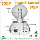 P2P 720P IP Camera two way Audio IR Night Vision video surveillance wifi wireless cameras for home