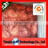 copper scrap mill berry used in copper recycling with best copper wire price per meter