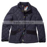 Quilted Cotton Padded Jacket for Women, Ladies Low MOQ Factory Direct Sports Wholesale Sky Horse Riding Clothing
