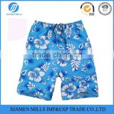 High quality fabric custom wholesale couple beach shorts fashion boardshorts men swim shorts