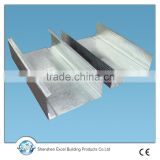 Good price building metallic profile China factory