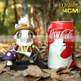 league of legends action figure Swift Scout Teemo Customize realistic famous games lol hero pvc 1/6 collection oem odm