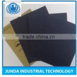 Aluminum oxide&silicon carbide Wet and Dry Abrasive Paper Waterproof abrasive paper with CE certificate