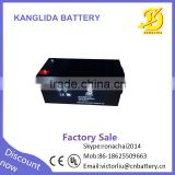 Kanglida 12v 200ah deep cycle battery,solar battery, ups/inverter battery