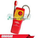 Smart Sensor Combustible gas analyzer flammable gas Leak Detector rechargeable battery AS8800