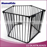 Protection of the environment iron modern gates and fences design