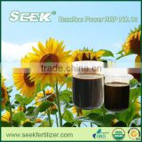 Natural Organic Mixed Type Organic Fertilizer for Sun Flower Planting