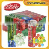 SIKOZ Brand Popular rainbow rainbow candy milk cola mint fruit press candy