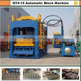 China Factory full automatic hollow block machines used in construction