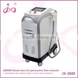 High Quality Painless miracle epilator 808nm diode laser hair removal product