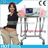 2014 New !!! 12 pads Lumislim Lipo Laser machine for weight loss