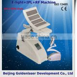 Salon 2013 Importer E-light+IPL+RF Machine Beauty Equipment Hair Removal 560-1200nm 2013 Diode Laser Fast Permanent Hair Removal Safe For A