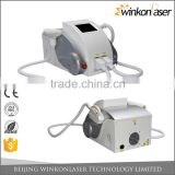 High effective powerful non surgical face lift depilation shr laser hair removal machine