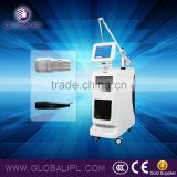 Globalipl beauty machine ipl rf er yag laser 532nm and 1064nm 1540nm er glass laser machinery