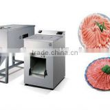 electric stainless steel Fresh meat cutting machine
