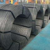 Low Relaxation PC Steel Wire Drawing Wire Type , Water Resistant Steel Strand Cable