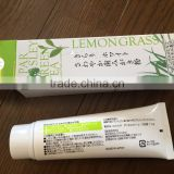 Japanese toothpaste with Organic Green Tea Powder dental powder