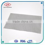 With Unique Design PE anti-static grid synthetic air furnace filter material media rolls