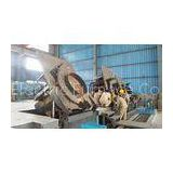 270KW Coreless Induction Melting Furnace , Fast Speed Aluminum Scrap Melting Furnace