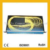 Gpon/Epon/CATV/FTTH Fiber Optic 1*32 with 19 Inch 1u Rack-Mount Sc Adapters PLC Splitter
