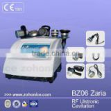 BZ06 New designed portable RF ulstronic cavitation slimming machine