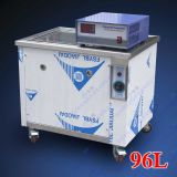 96L 1200W Engine cylinder heads ultrasonic cleaning machine ultrasound cleaner with high quality