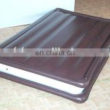 inflatable book floating mat