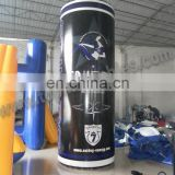 Custom inflatable pepsi can giant inflatable red bull can beer can for advertising