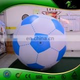 Cheap Advertising Inflatable Soccer Ball/ Football/ Floating Self Inflating Balloons for Sale