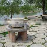 popular design millstone for outdoor decorative