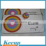 Logo Printed Tyvek Car Sunshades