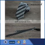lastest design customized embroidered neckties