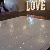 2018 Waterproof Acrylic Starry Dancing LED Dance Floor for Wedding/Party